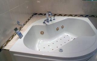 Как сделать гидромассажную ванну своими руками