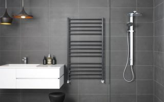 Водяные полотенцесушители для ванной: виды и установка