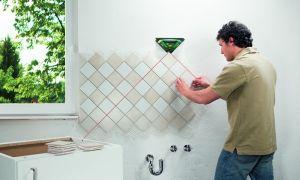 С чего начать укладку плитки в ванной?