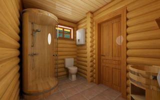 Как установить душевую кабину в частном доме