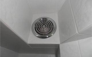 Какой вентилятор выбрать для ванной?