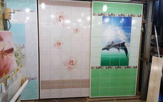 Стеновые панели для ванной комнаты – особенности выбора и монтажа