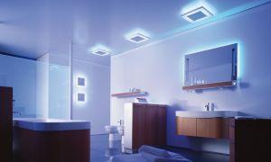 Светодиодные светильники и подсветка для ванной