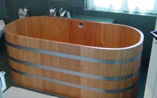 Как сделать ванну из дерева – формы, достоинства и процесс изготовления