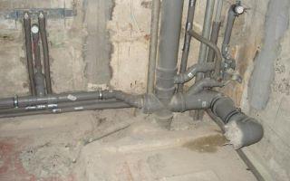 Качественный монтаж канализации в ванной комнате своими руками
