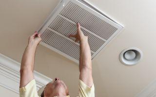 Принудительная вентиляция в ванной — виды и установка