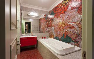 Как выбрать панно на стену в ванную комнату
