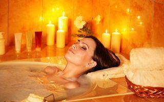 Домашние ванны для похудения — 6 рецептов