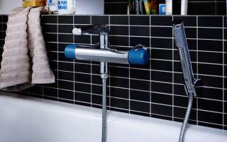 Смесители с термостатом для ванной – устройство, принцип работы и преимущества