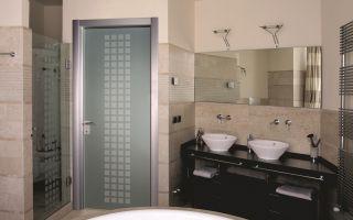 Влагостойкие двери для ванной комнаты — какие выбрать