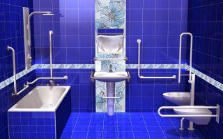 Поручни для ванной комнаты – обезопасьте себя и своих близких!