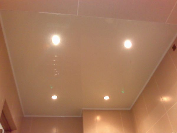 Гладкий потолок