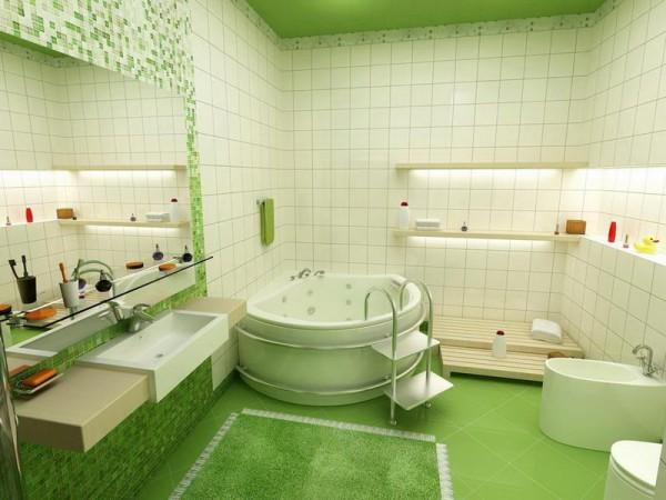 Лучшая керамическая плитка для ванной