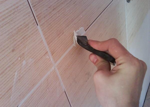 Как класть плитку на гипсокартон в ванной комнате