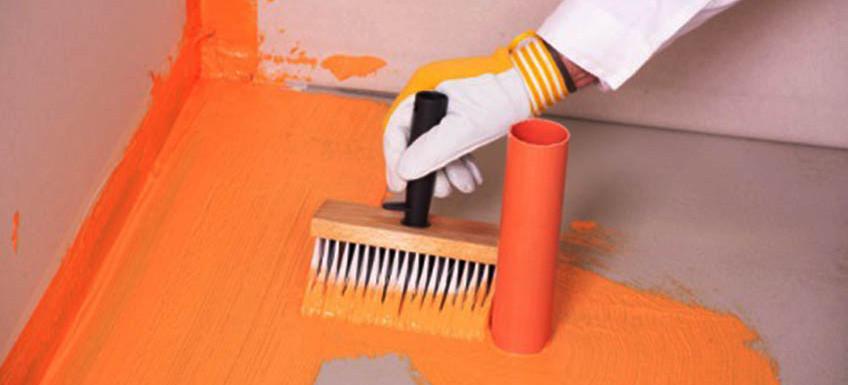 Гидроизоляция полов жидкая кисти для покраски стен премиум класса