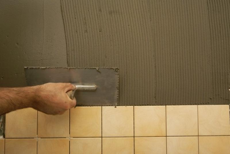 Клей для плитки своими руками фото