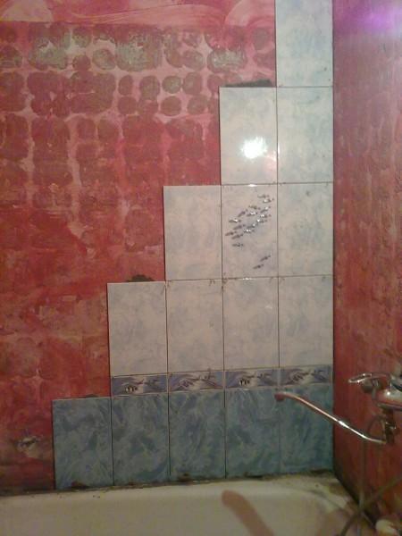 Как посчитать количество плитки в ванную