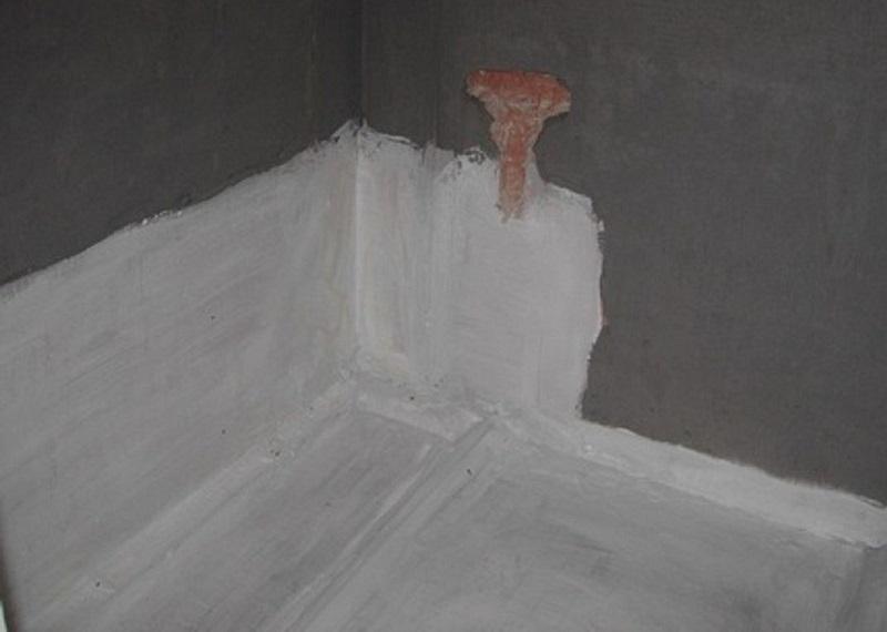 Обмазочная гидроизоляция фундаментов материалы