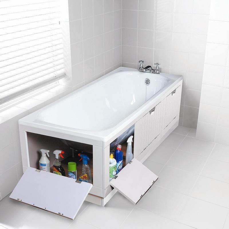 Экран для ванны с