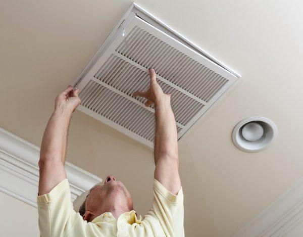 Принудительная система вентилции