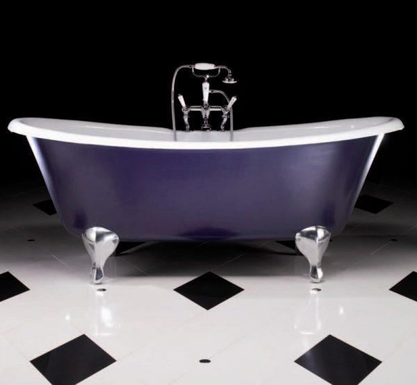 Чугунная ванна, сделанная на заказ