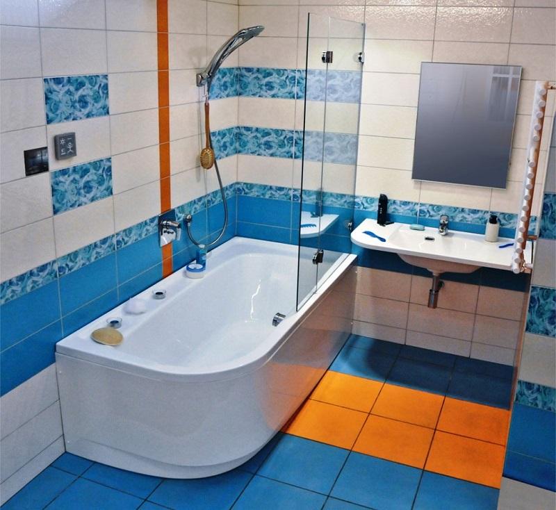 Купить плинтус на ванну керамический для герметизации швов