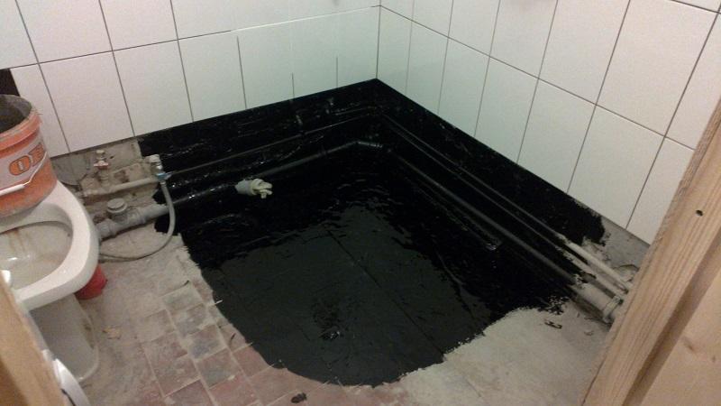 Ванна гидроизоляция подключение зао группа ордер прайс на грунтовки кнауф бетоноконтакт