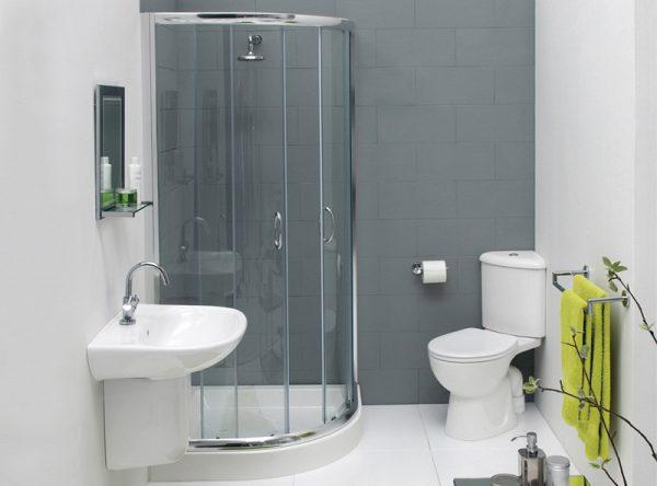 Совмещенный туалет и душ