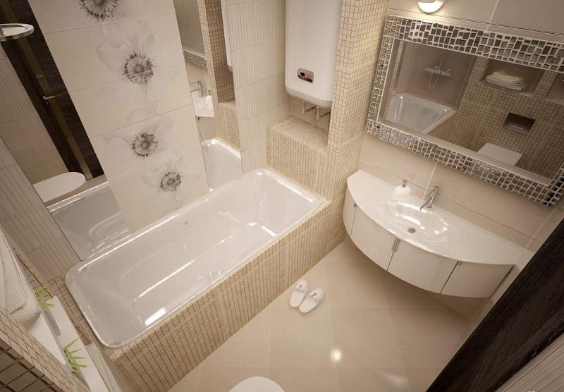 Дизайн ванной комнаты в квартирах