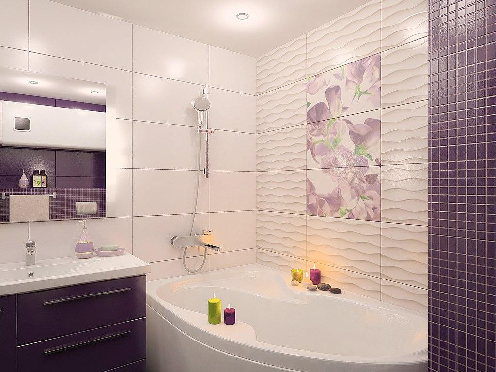 Фото ванных в панельном доме