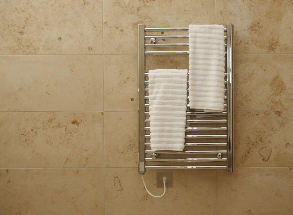 Самодельный электрический полотенцесушитель