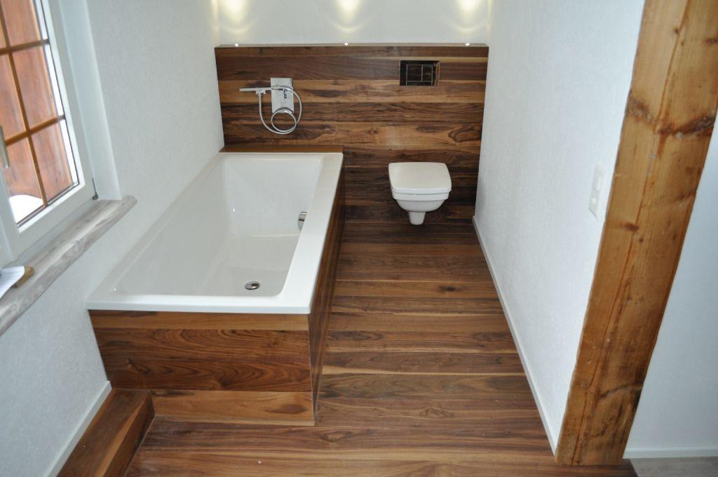 Пол в деревянной ванной своими руками