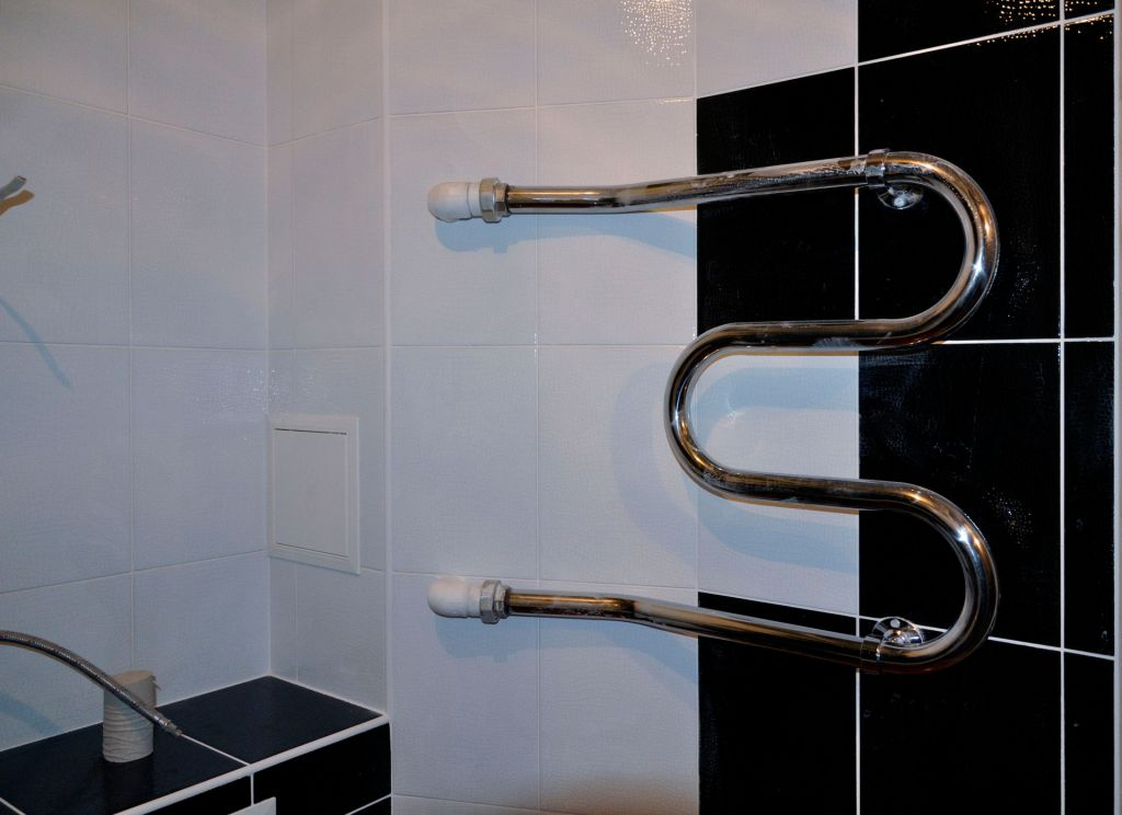 Самодельный электрический полотенцесушитель своими руками 100