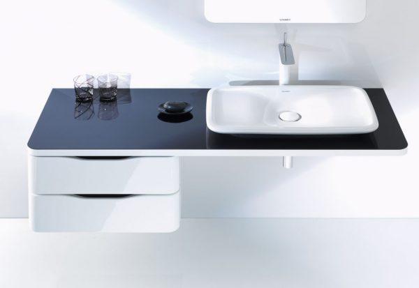 Раковина со столешницей под стиральную машину: виды, плюсы и минусы