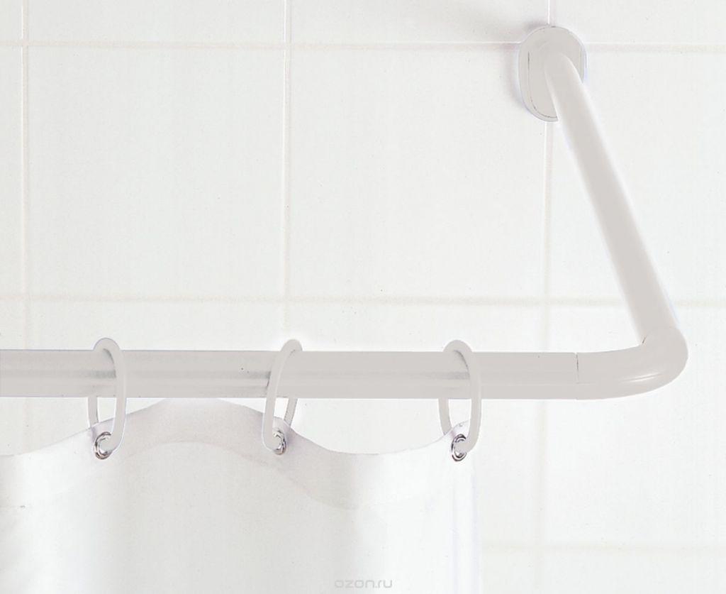 Штанга для шторы в ванную своими руками 107