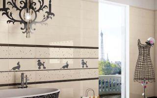 Какую плитку выбрать для маленькой ванной комнаты — особенности дизайна