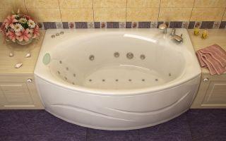 Срок службы акриловой ванны и другие характеристики изделия
