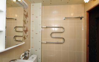 Как своими руками сделать короб для труб в ванной?