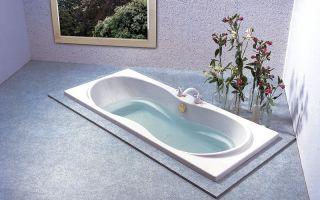 Какую акриловую ванну лучше выбрать — советы изготовителей