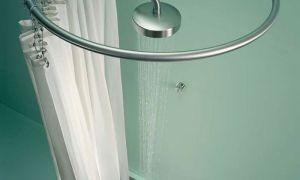 Карниз для ванны угловой г-образный – особенности выбора и установки