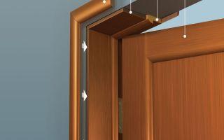 Размеры двери в ванную комнату — стандартные показатели