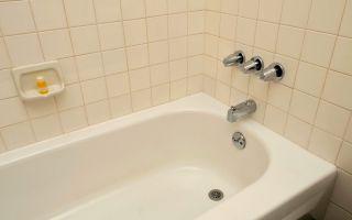 Эмаль для ванной – выбор и покрытие