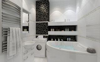 Цвет и стиль ванны – как создать гармоничный и оригинальный интерьер?