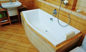 Как закрепить ванну, чтобы не качалась: рекомендации мастеров