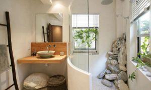 Ванная в экостиле – интерьер с заботой о природе