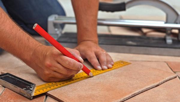 Измерение плитки