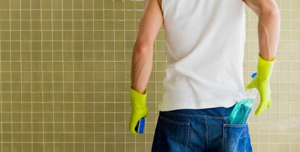 Перед нанесением химических чистящих средств внимательно смотрите инстукцию