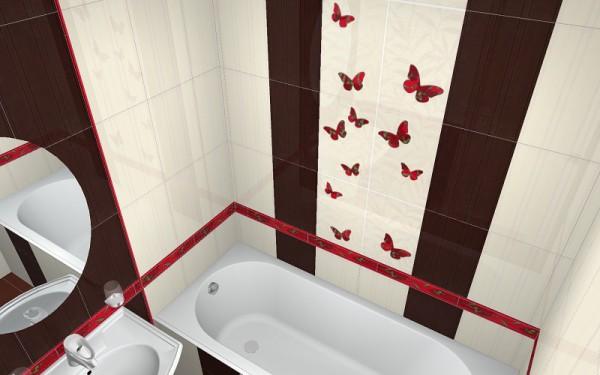 Выбираем цвет и размеры плитки для маленькой ванной - ВСЁ ДЛЯ ДОМА