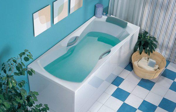 Выбор ванны важно делать тщательно