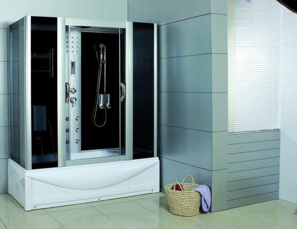 Гидробокс с ванной